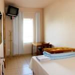Quarto de casal - Hotel Lux - Porto União