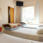 Quarto Triplo - Hotel Lux - Porto União