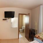 Quarto com ar condicionado - Hotel Lux - Porto União